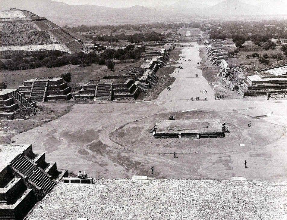teotihuacan ciudad sagrada maya
