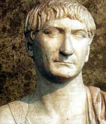 Biografía de Trajano Emperador de Roma