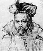 TYCHO BRAHE astronomo