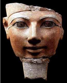"Hatshepsut ""Gran Esposa Real"""