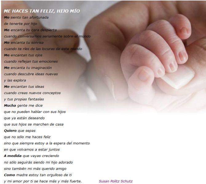 poema sobre el hijo