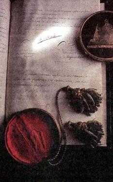 tesoros del vaticano documentos