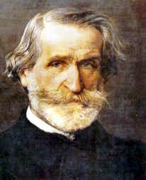 Giuseppe Verdi musico italiano