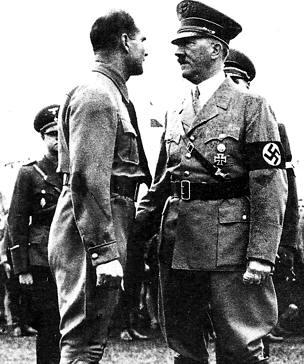Hitler y Hess