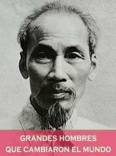 Ho Chi Minh lider vietnamita