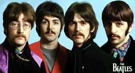 los beatles grupo musical años 60