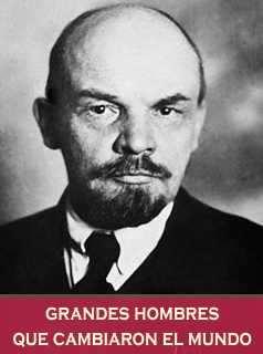 Lenin Lider politico ruso