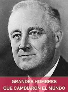 Delano Roosevelt Politico de EE.UU. Presidente