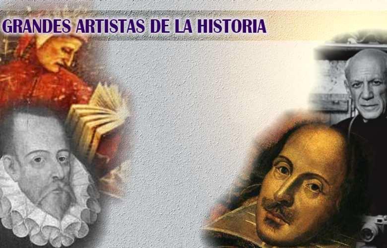 Grandes artistas de la historia