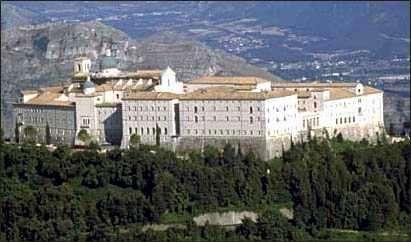abadia de montecasino