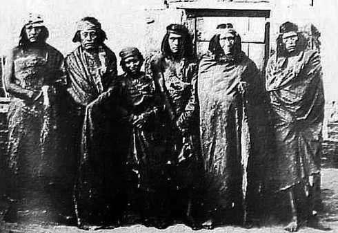 aborigenes de argentina