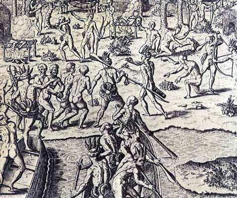 Los Bandeirantes - Hombres Aventureros ¿Quiénes eran? Comercio Esclavo