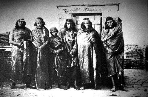 aborigenes rio de la plata