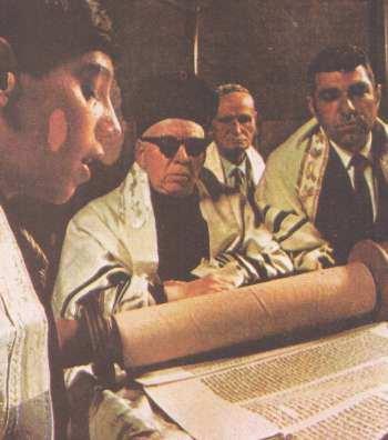 ritos judios
