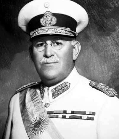 Agustín P. Justo
