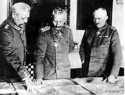 alianzas en la primera guerra mundial