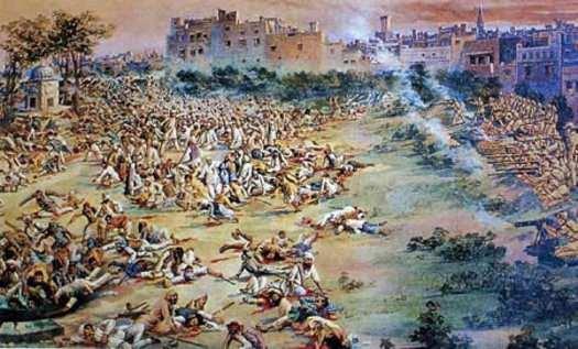 masacre hindues