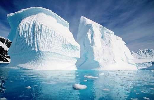 hielos de la antartida