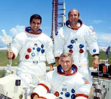 Eugene Cerna ultimo astronauta en pisar la luna