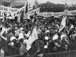 independencia de argelia
