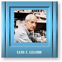 Leloir Cientifico Nobel Argentino