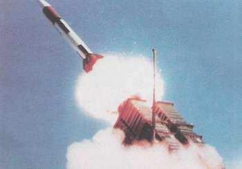 cohete teledirigido arma siglo xx