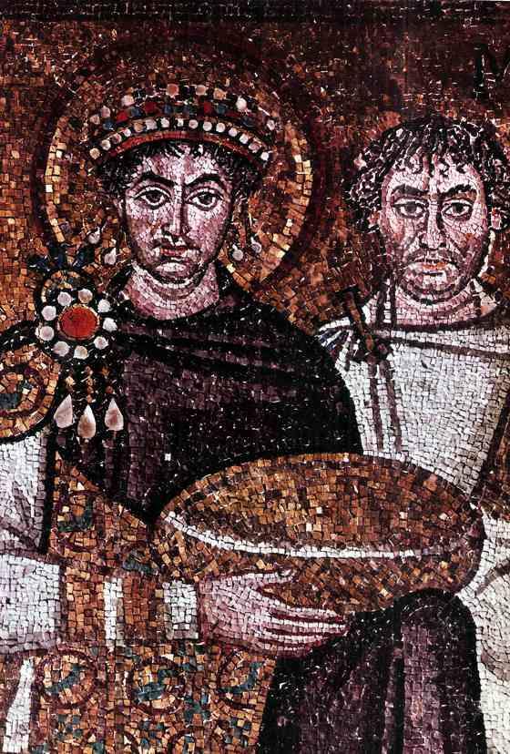 arte bizantino, mosaicos