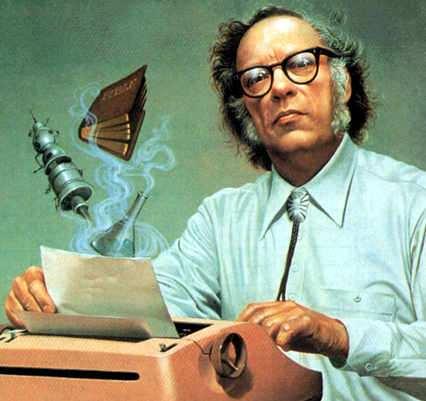 Isaac Asimov cientifico escritor
