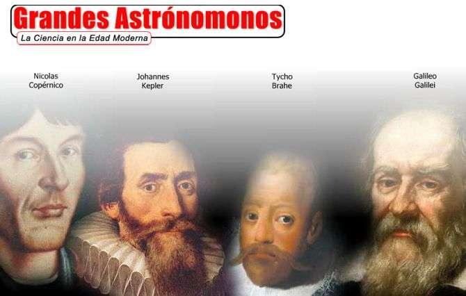 biografias de grandes astronomos