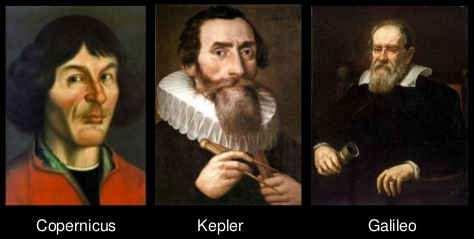 astronomos de la edad moderna