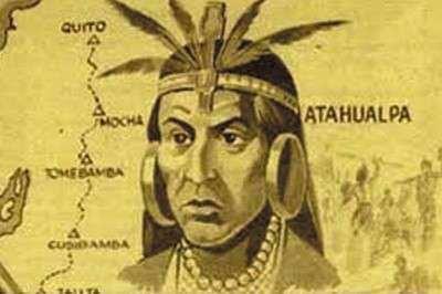 Conquista peru atahualpa