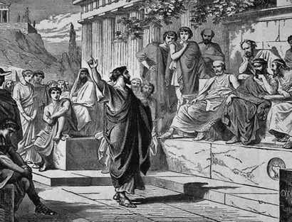 Justicia en Grecia Antigua, Atenas