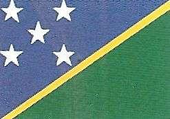 Bandera de Tonga en Oceania