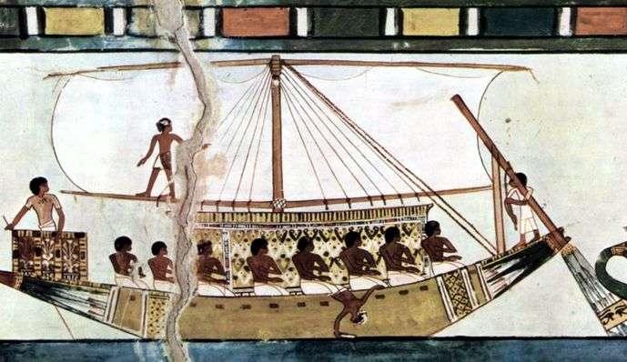 Historia de la Navegacion :Primeros Barcos de la Antiguedad - BIOGRAFÍAS e  HISTORIA UNIVERSAL,ARGENTINA y de la CIENCIA