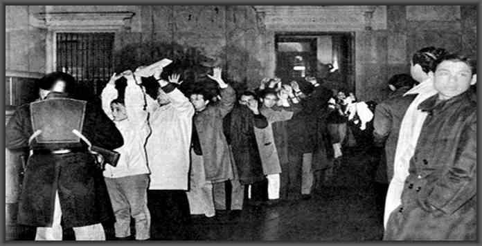 La Noche de los Bastones Largo-Consecuencias de la Persecucion Politica –  BIOGRAFÍAS e HISTORIA UNIVERSAL,ARGENTINA y de la CIENCIA