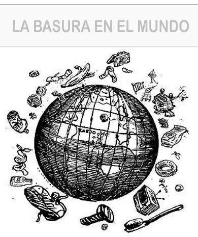 la basura mundial