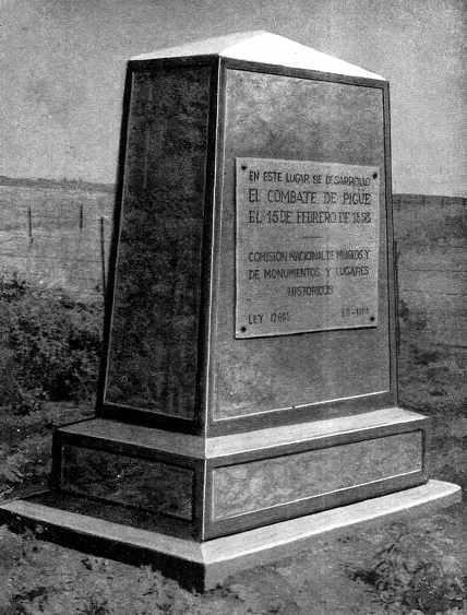 Monumento Batalla de Pigue