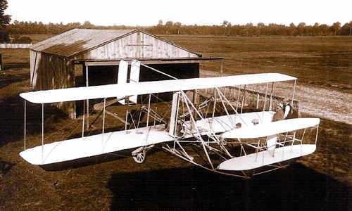 aeroplano de los hermanos wright fly II