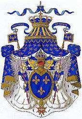 Escudo Casa Borbon de España