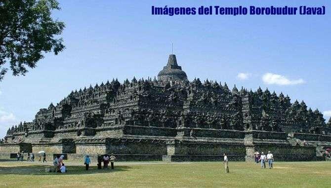 borobudur templo