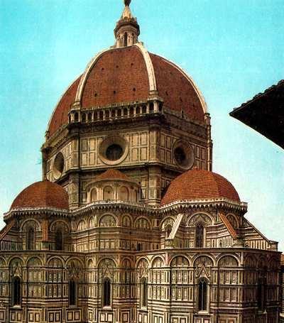 Cupula Catedral de Florencia