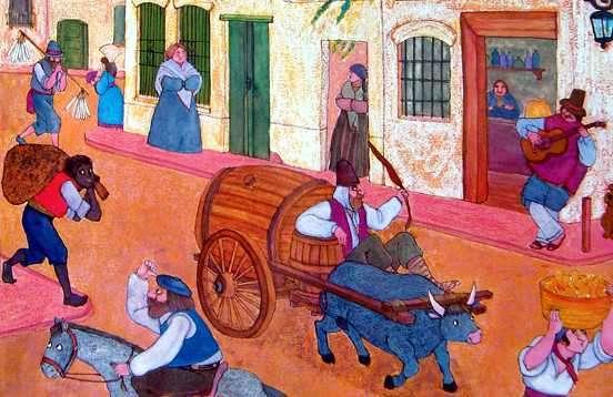 primeros oficios en buenos aires colonial