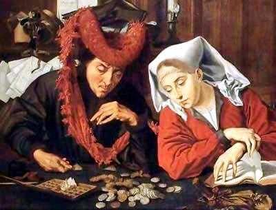 burguesia financiera en la edad media