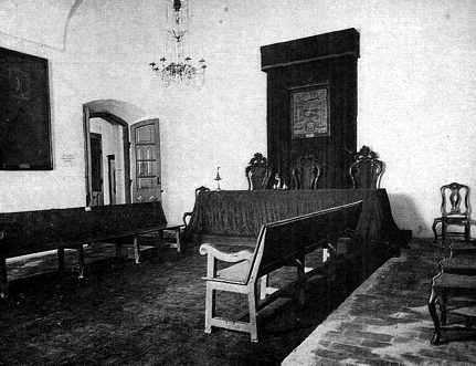 Sala Capitular del Cabildo