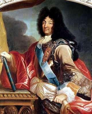 Luis XIV de Francia y el chocolate