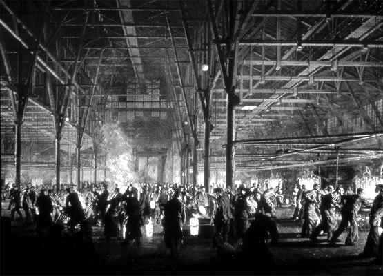 Fabrica de la 2° Revolución Industrial