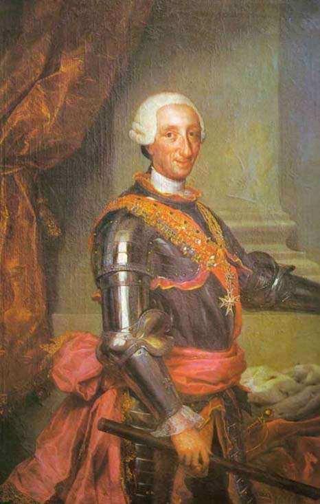 Rey Carlo III de España, Reformas Borbónicas