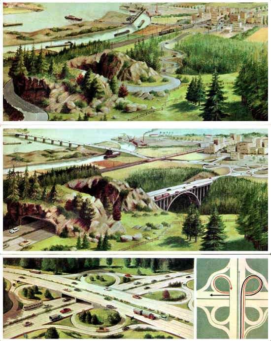 carreteras historia