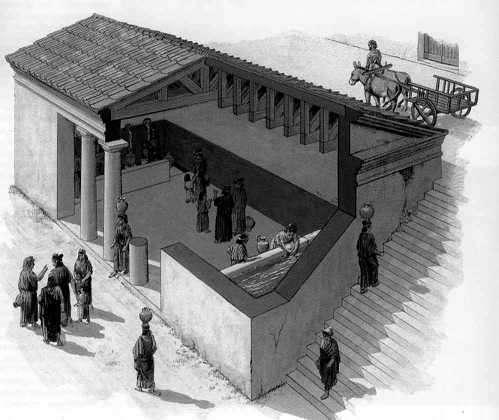 casas viviendas en roma antigua