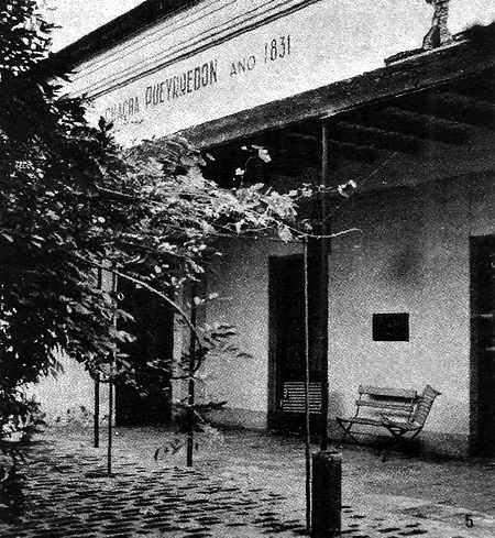 Casa Nacimiento de José Hernandez